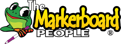 The Markerboard People, Footer Logo